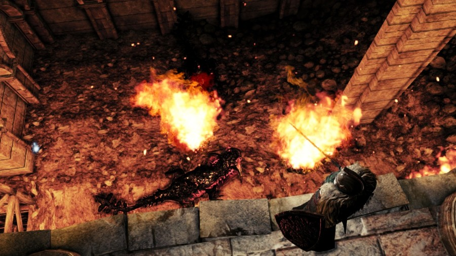 Dark Souls 2 Gamplay
