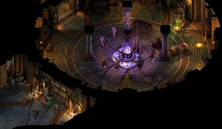 Pillars of Eternity Gameplay
