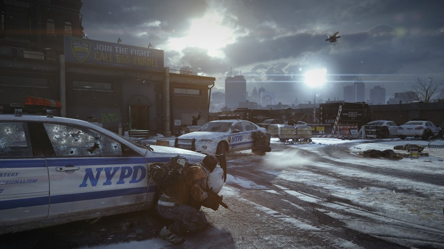 Tom Clancys The Division Gameplay