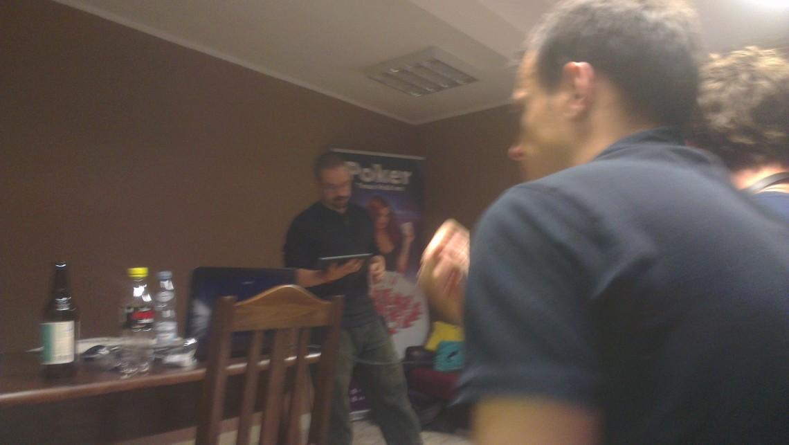 Szymon Machynia - warsztaty z testowania gier