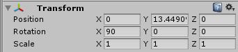 Ustawienia pozycji dodatkowej kamery