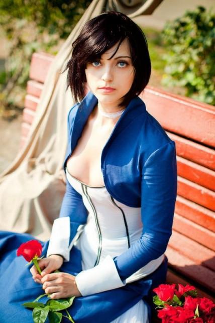Elizabeth z Bioshock Infinite