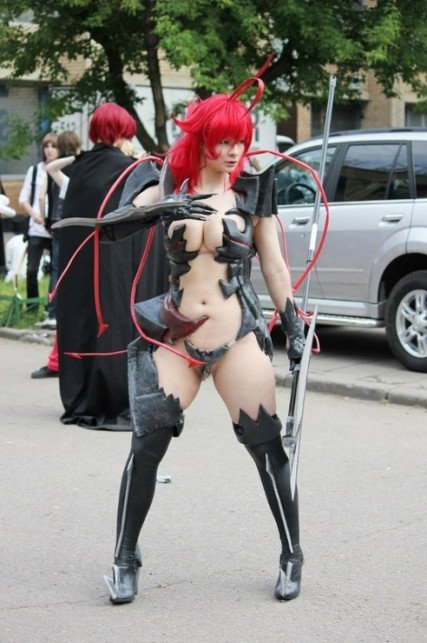 Masane Amaha z Witchblade