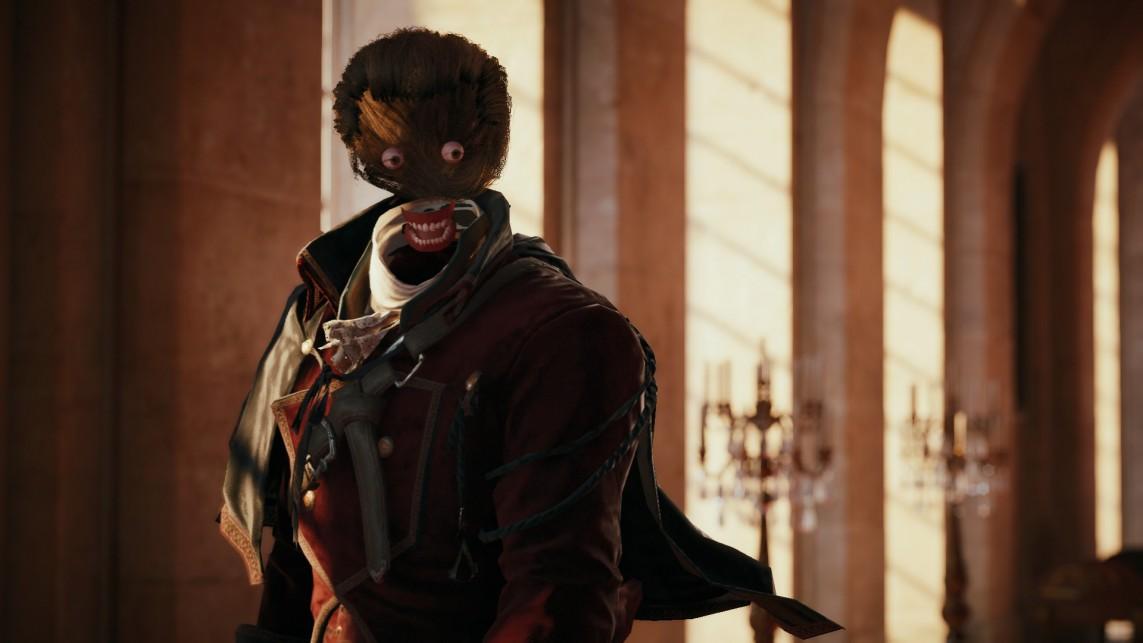Bugi w Assassin's Creed Unity