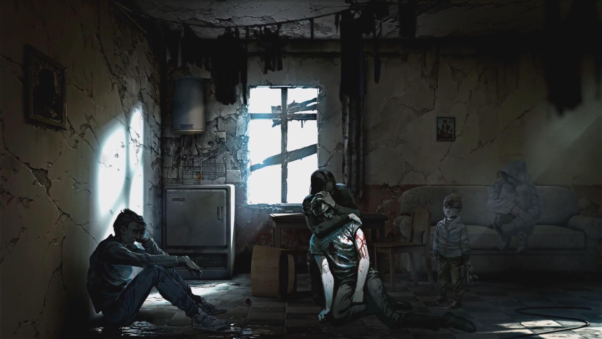 This War Of Mine, czyli 11bit Studios pokazuje, że o wojnie można mówić inaczej.