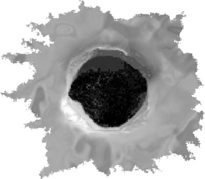 Dziura po kuli