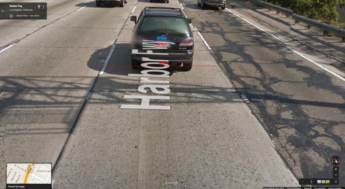 Widok z Google Street View
