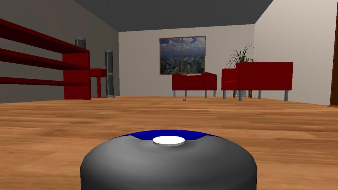 Robot Vacuum Simulator