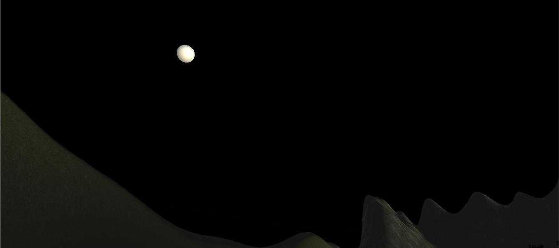 O to nasz księżyc :)
