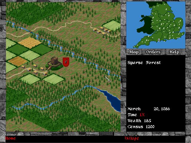 Podróżowanie po świecie gry