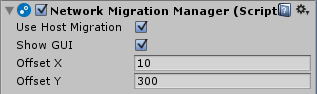 Network Migration Manager