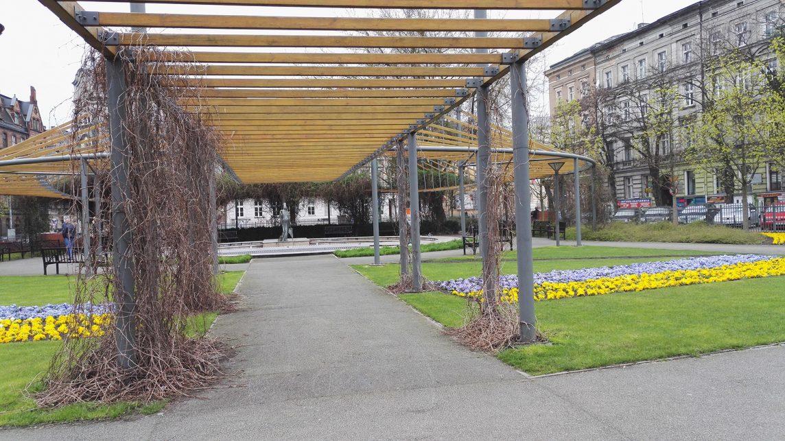 Jeden z Poznańskich Parków