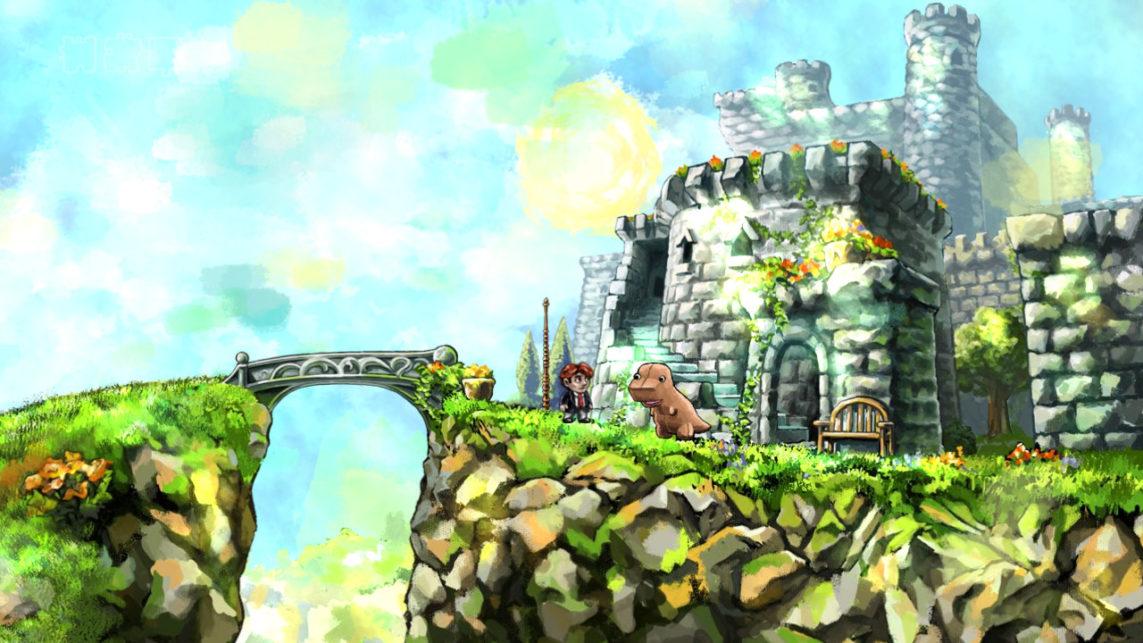 Braid Źródło: www.lockeddoorpuzzle.com
