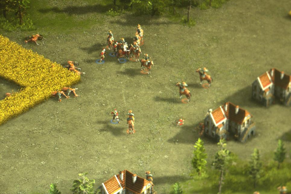 Kozacy 3 - Walka