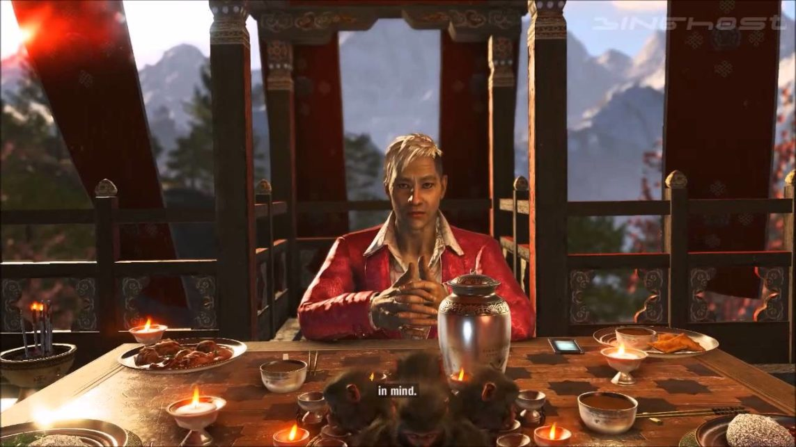 Posiłek z Pagan Minem