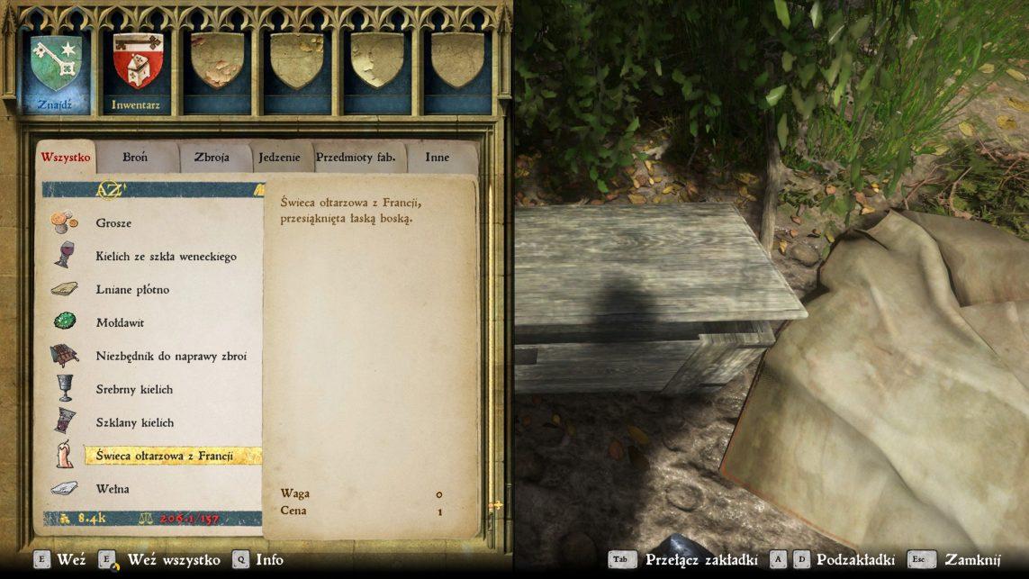 W Kingdom Come Deliverance, nawet z wyrobioną reputacją i statusem rycerza mieszamy się w szemrane zadania w obawie przed stratą zawartości.
