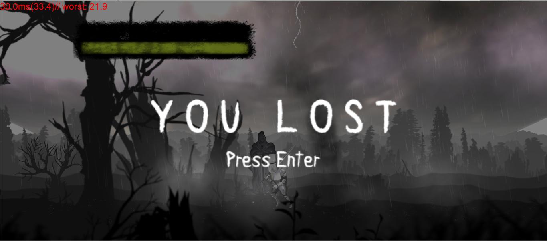 Hack and Slash 2D Platformer Lost v.2.0