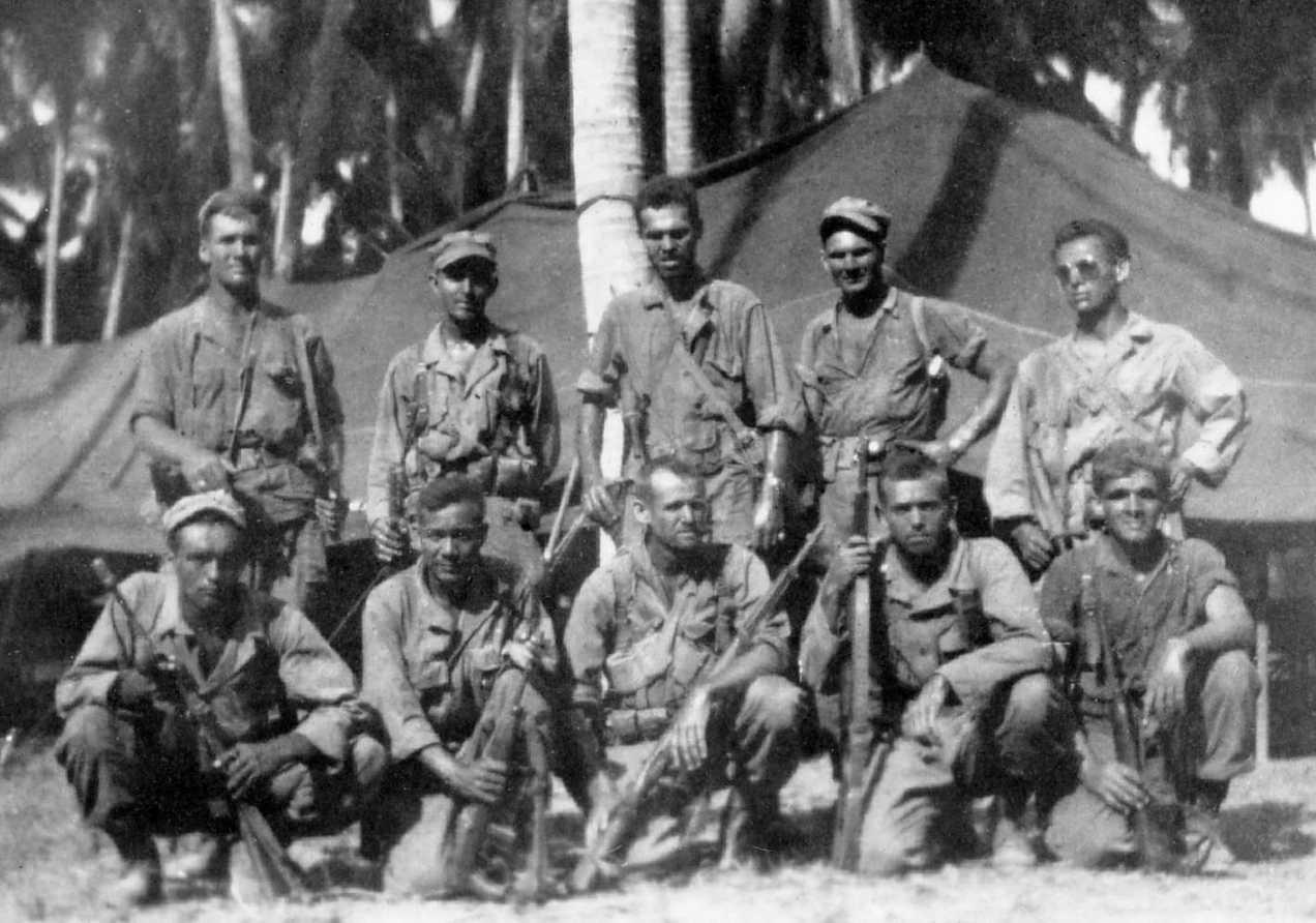 Indie wystawiły największą armię ochotników zaczynając od 200 000 ludzi, kiedy pod koniec wojny ich armia liczyła 2,5 miliona.