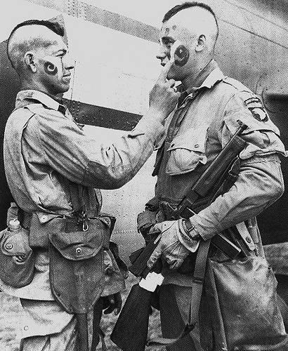 Rdzenni amerykanie walczyli na frontach 2 wojny światowej